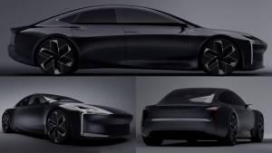 Представлен первый в мире водородный седан класса люкс