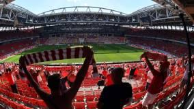 Стадион «Спартака» закроют на срок до трех месяцев из-за нарушения мер безопасности