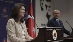Главы МИД Турции и Швеции устроили перепалку на пресс-конференции