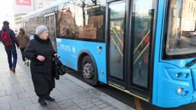 В Москве приостановят льготный проезд для пожилых и школьников