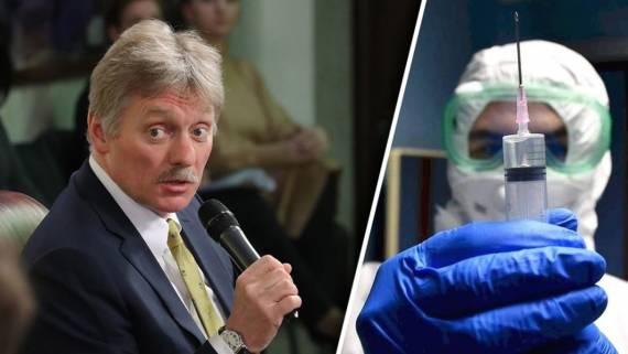 В Кремле не исключили новых мер в связи с коронавирусом