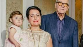 Жена Виторгана показала фото маленькой дочери с глазами разного цвета
