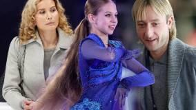 Вчера: Трусова прекратила работу с ушедшим от Тутберидзе к Плющенко тренером
