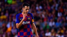 Бускетс высказался о проблемах в «Барселоне»