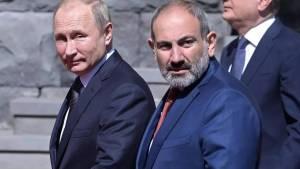 Пашинян: Россия при необходимости обеспечит безопасность Армении