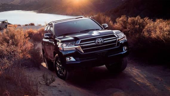 Toyota откажется от внедорожника Land Cruiser 200 после 2021 года