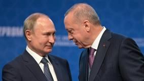 Швейцарские журналисты считают, что Путин нашел ахиллесову пяту Эрдогана