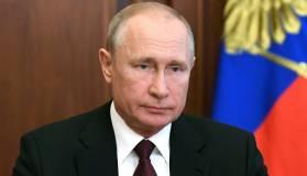 Путин рассказал о регистрации второй российской вакцины от коронавируса