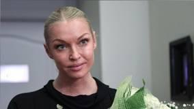 Анастасия Волочкова показала травмированные после репетиции ноги