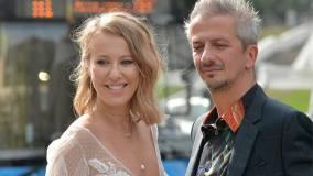 Собчак рассказала о реакции на поцелуй мужа с другой женщиной
