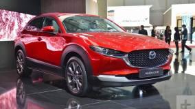 Самый доступный кроссовер Mazda появится в России до конца года