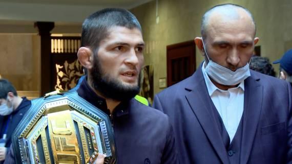 Хабиб рассказал, как попал в больницу накануне боя с Гэтжи