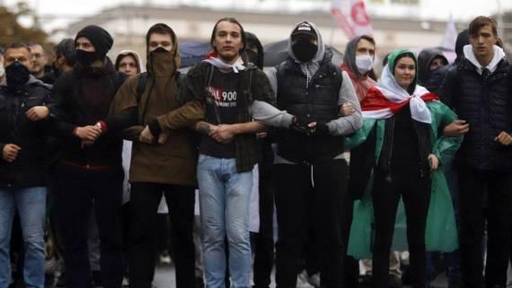 МВД Белоруссии приготовилось применять боевое оружие на протестах