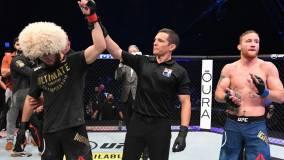Хабиб Нурмагомедов признан лучшим бойцом UFC