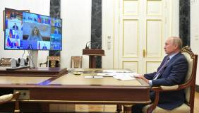 Владимир Путин сообщил о регистрации в России второй отечественной вакцины от коронавируса