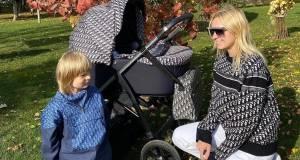 Вчера: Рудковская приобрела коляску за полмиллиона рублей