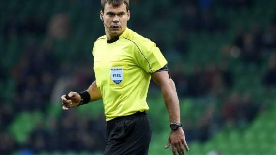 «Спартак» проиграл четыре матча при судействе петербуржца Левникова