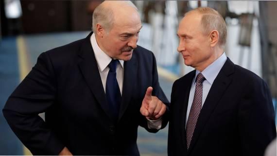 Путин и Лукашенко обсудили вопрос открытия границ между странами