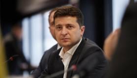 Зеленский потребовал уволить всех судей Конституционного суда Украины