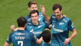 «Зенит» и «Краснодар» стартуют в групповом раунде Лиги чемпионов