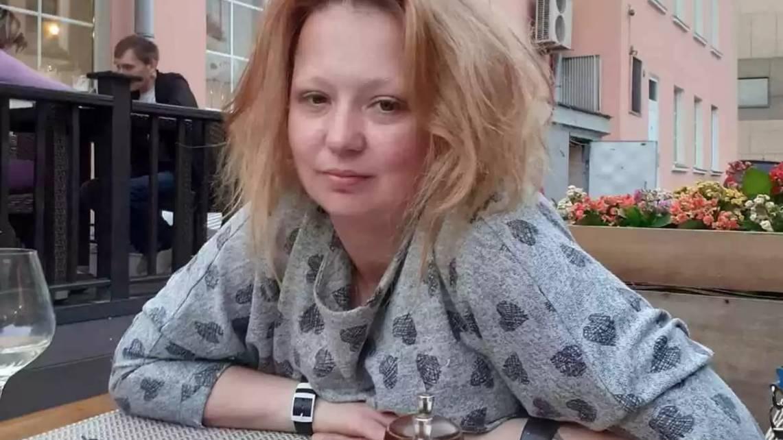 Внучка Гурченко