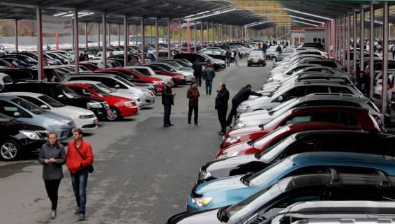 Россияне чаще всего покупают автомобили с пробегом японских марок