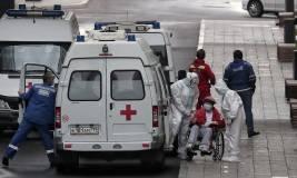 В России суточная заболеваемость коронавирусом достигла рекорда