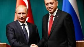 Путин выразил Эрдогану соболезнования в связи с жертвами землетрясения в провинции Измир
