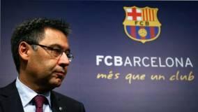 Президент ФК «Барселона» Бартомеу ушел в отставку на фоне обвинений в коррупции