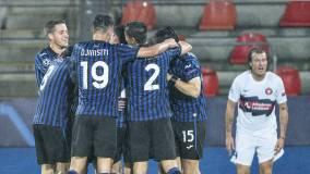 Тренер «Аталанты» оценил дебютный гол Миранчука за клуб в матче Лиги чемпионов