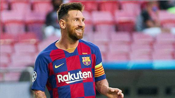 «Манчестер Сити» предложит «Барселоне» 16 миллионов евро за переход Месси в январе