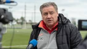 Канчельскис покинул пост главного тренера «Навбахора»