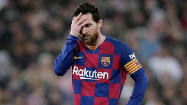 Месси выступил против перехода Депая в «Барселону»