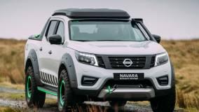 Новый пикап Nissan Navara впервые представили без камуфляжа