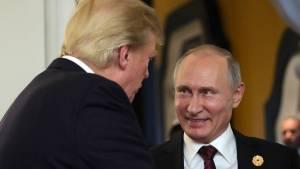 Путин пожелал заразившемуся коронавирусом Трампу выздоровления