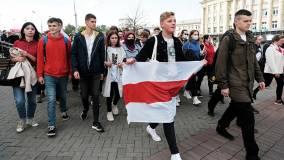 В Белоруссии объяснили отчисление участвовавших в протестах студентов
