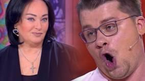 Харламов рассказал историю своего противостояния с Гузеевой