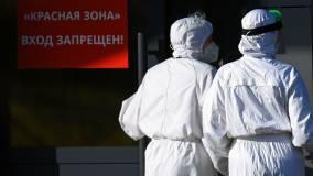 В Кремле прокомментировали работу врачей в условиях пандемии