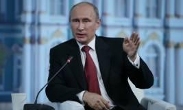 Путин рассказал об отношениях с семьей
