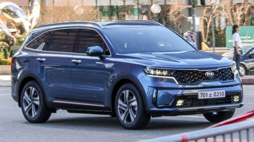 В России приостановлены продажи дизельной версии нового Kia Sorento