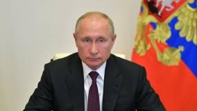 Путин заявил об отсутствии друзей в большой политике