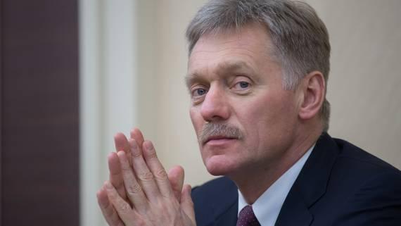 Песков разъяснил роль Путина в отправке Навального на лечение в Берлин