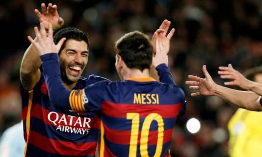 Суарес побил рекорд Месси по голам в южноамериканской квалификации ЧМ