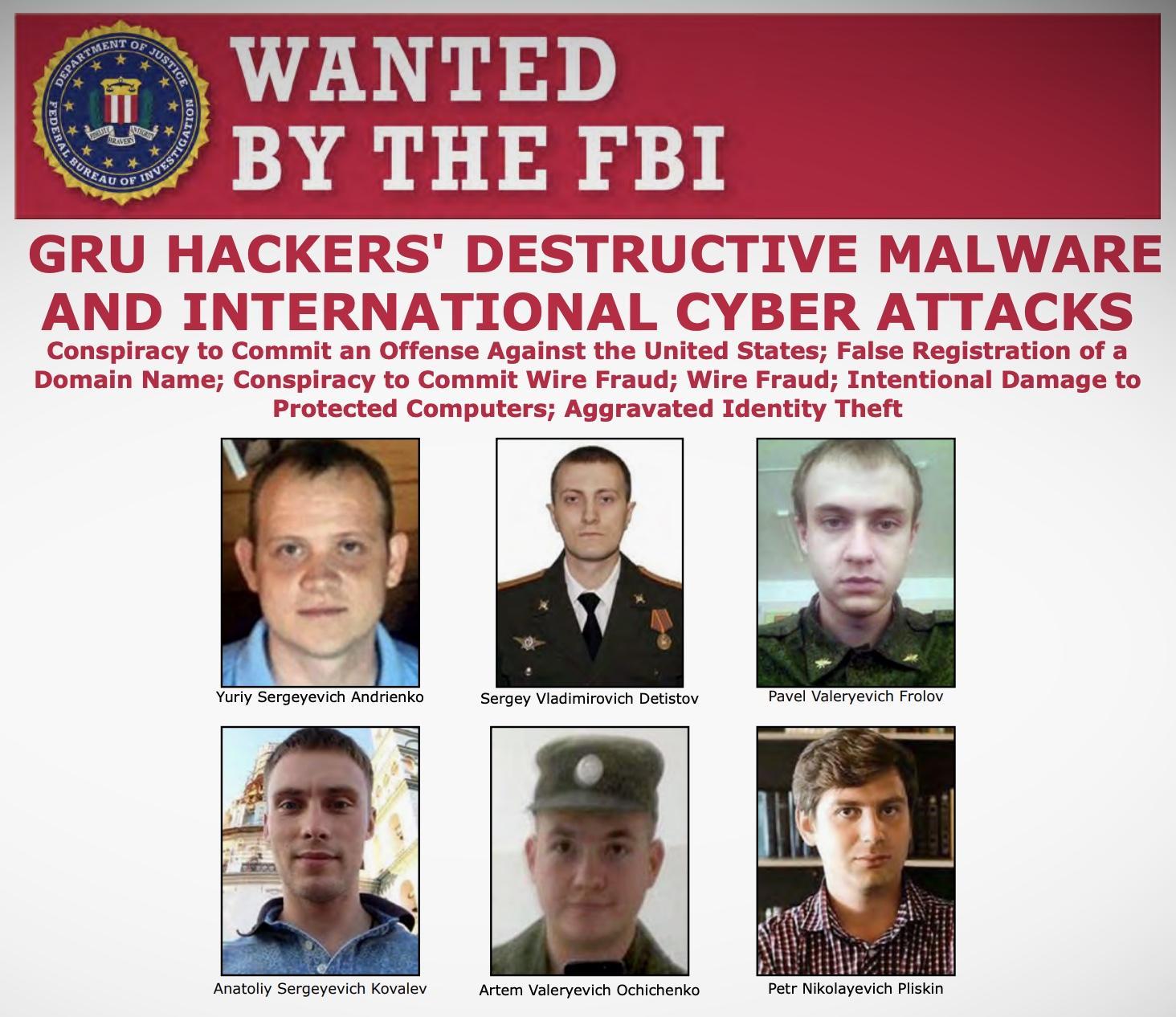 Россияне, обвиняемые в хакерских атаках, karaulovlife.ru