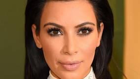 Ким Кардашьян показала фигуру в бикини в честь 40-летия