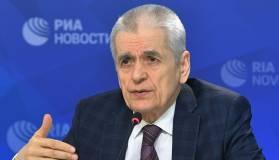Онищенко прокомментировал уничтожение российских аппаратов ИВЛ в США