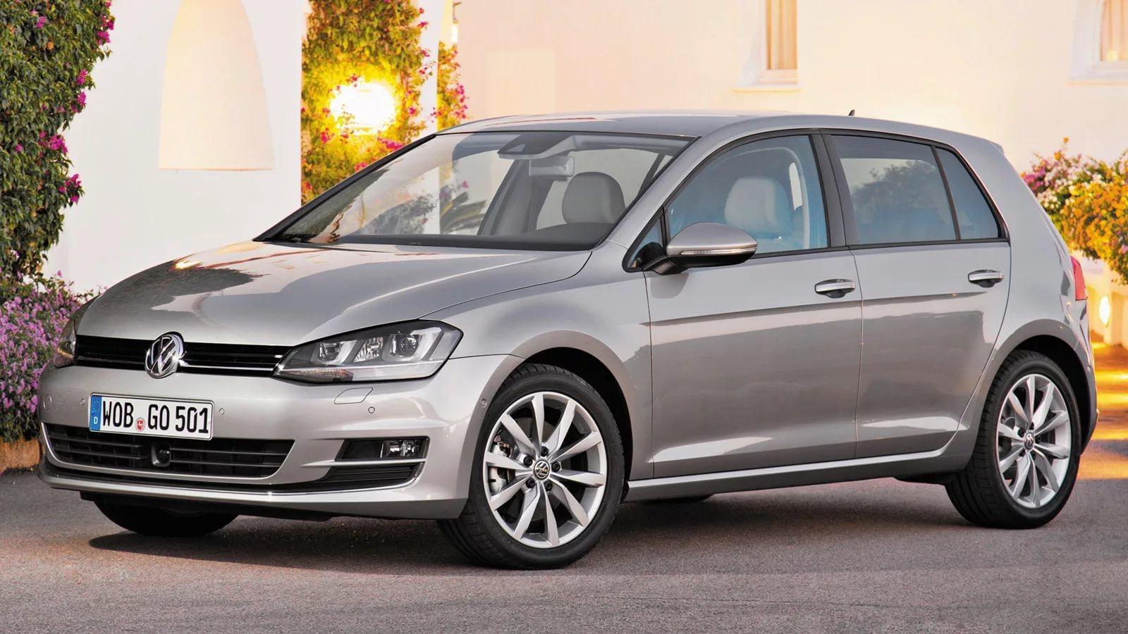 Volkswagen Golf седьмого поколения, sollogroup.ru