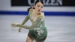 Японская фигуристка Рика Кихира может перейти в группу Плющенко