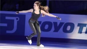 Алина Загитова не планирует участвовать в соревнованиях в 2020 году