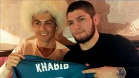 Нурмагомедов рассказал об общении с Роналду